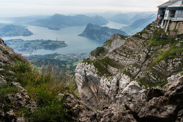 Down Below, Mount Pilatus
