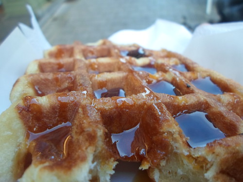 My First Belgian Waffle