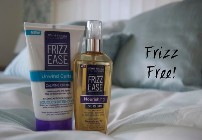 frizz ease review
