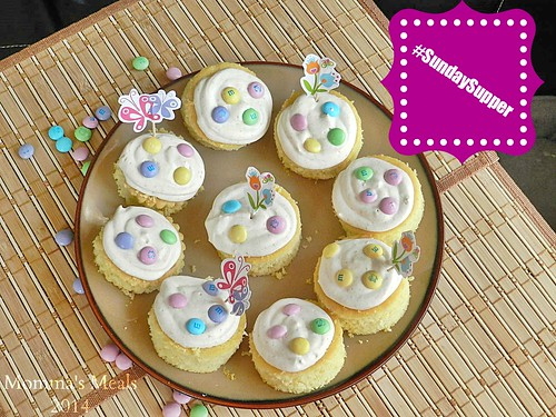 Easter Cakes w.pb whipped topping (7)P