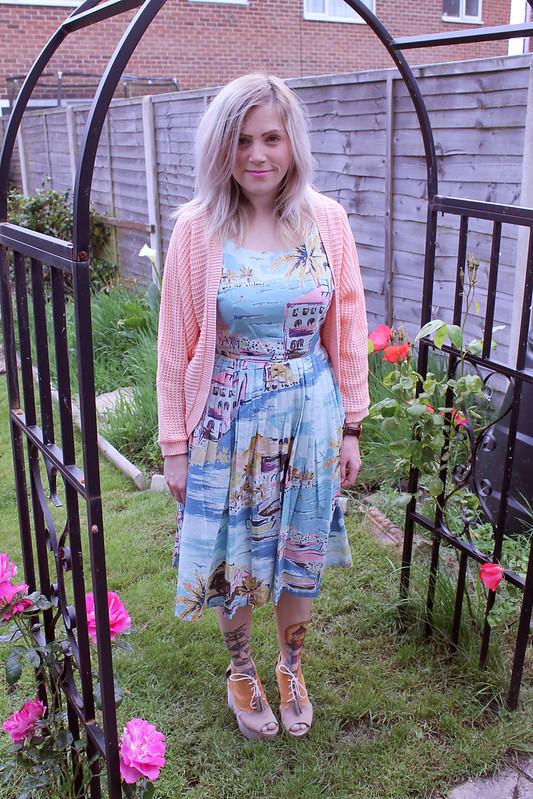 Boden Nancy dress