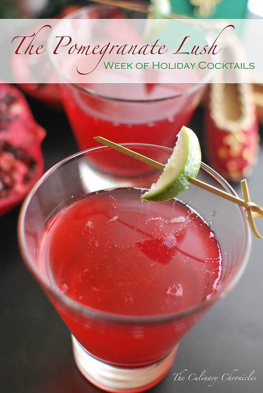 The Pomegranate Lush