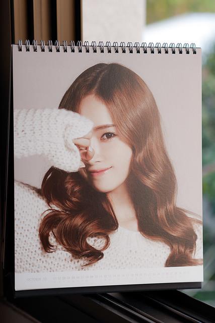 SNSD 2014 Calendar: Jessica
