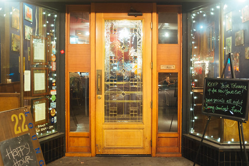 Closed On 15th Ave E 22 Doors Chs Capitol Hill Seattle