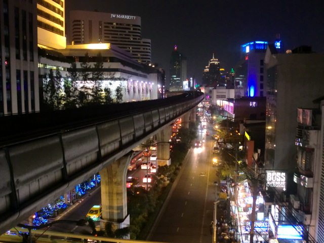 The Beat of Bangkok