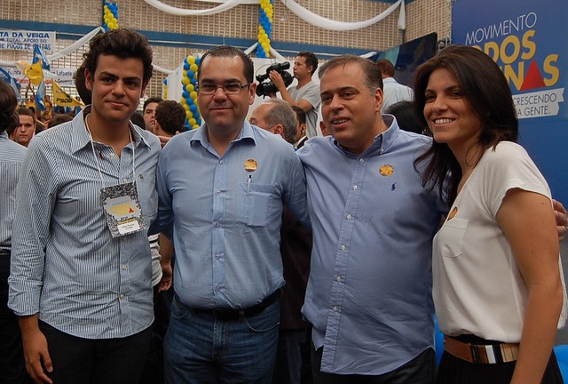 Encontro PSDB lançamento pré candiatura Pimenta