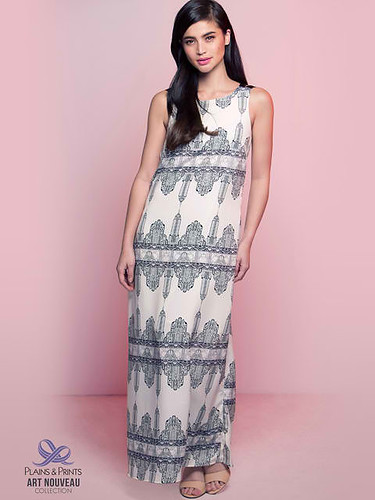 Plains and Prints Spring Summer 2014 Art Noveau Collection