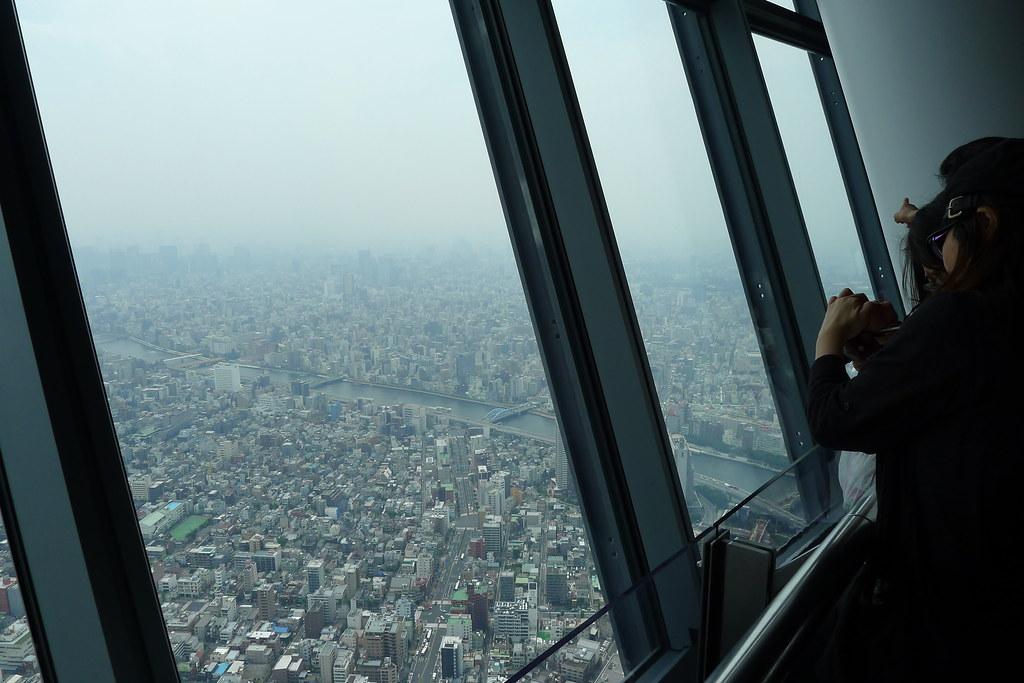 2013 Tokyo Trip Day 42: Tokyo Sky Tree and Asakusa