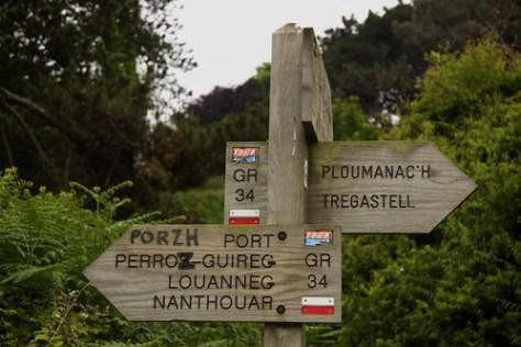 Pink Granite walk between between Perros-Guirec and Ploumanac'h