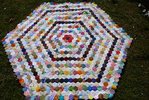 flat shot hexagons July 2013