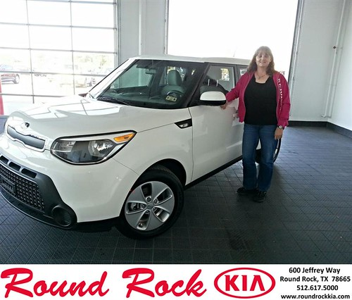 Thank you to Wendi Colyer on your new 2014 #Kia #Soul from Kelly  Cameron and everyone at Round Rock Kia! #NewCar by RoundRockKia