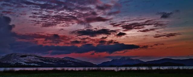 A Scottish Morning