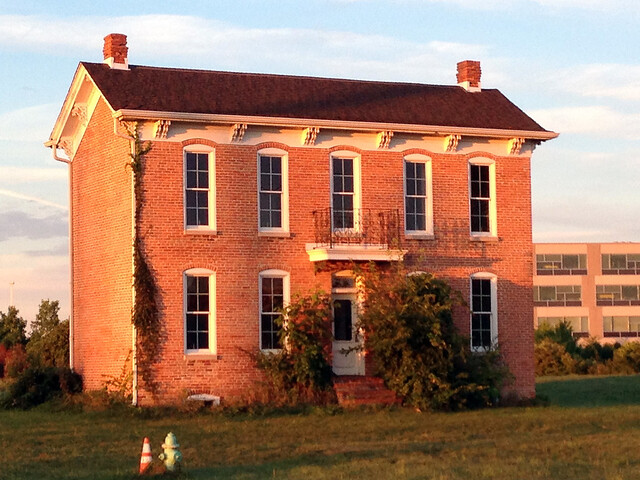 Old house, Hamilton County