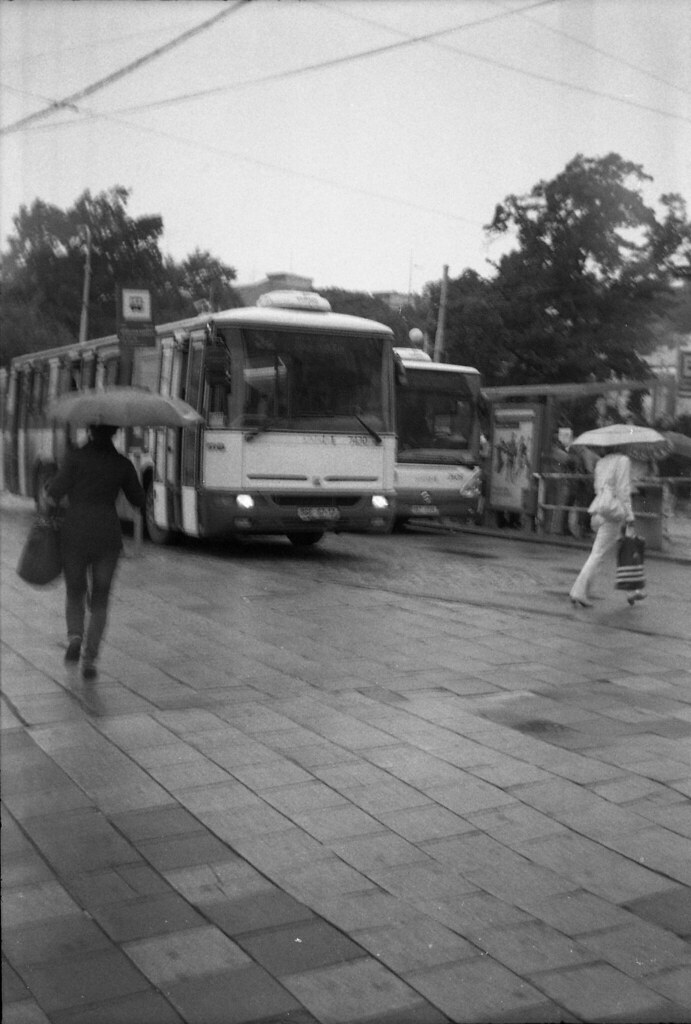 Smena 8M - New Scan - Catchin the Bus
