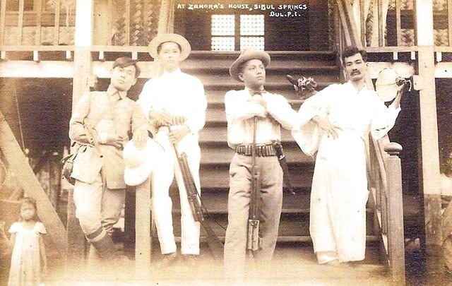 Zamora family photos