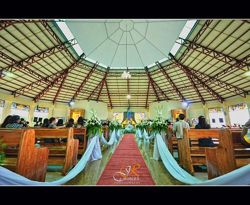 Sembrano + Guinita Wedding