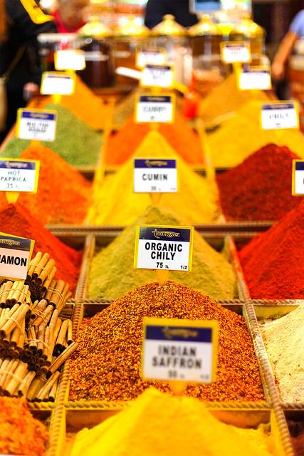 Spice Market, Istanbul Turkey.