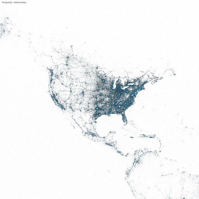 Visualization: North America