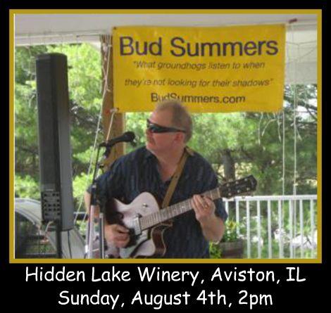 Bud Summers 8-4-13