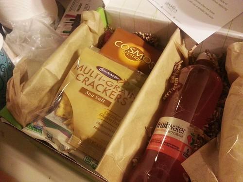 July 2013 Goodies Box