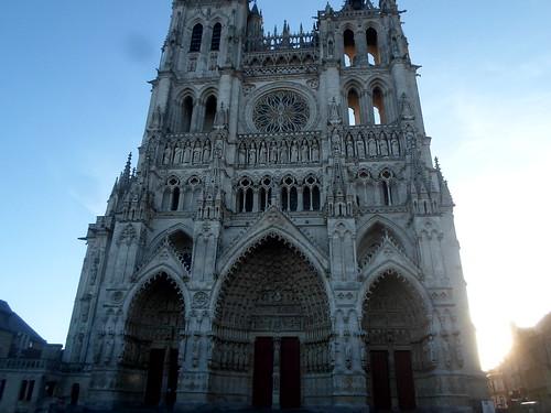 Facade, Amiens