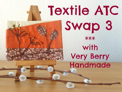 Textile ATC swap 3 - button