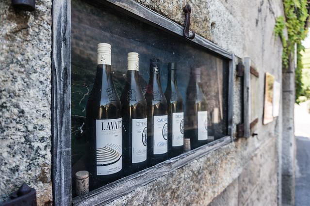 Local Produce, Lavaux, Switzerland