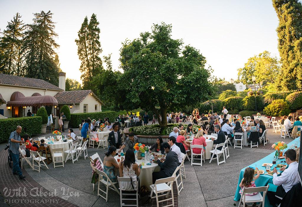 piedmont community hall reception