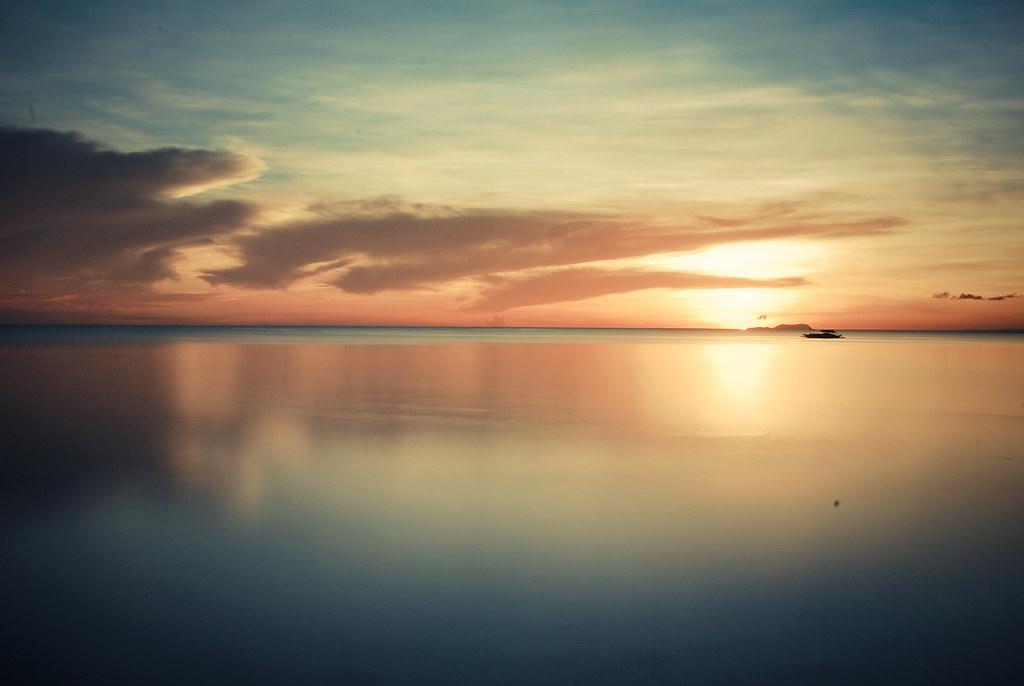 Siquijor, Sunset