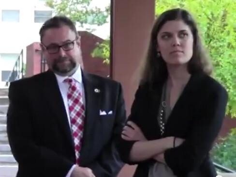 VSU Pres. McKinney and SAVE Pres. Jordan