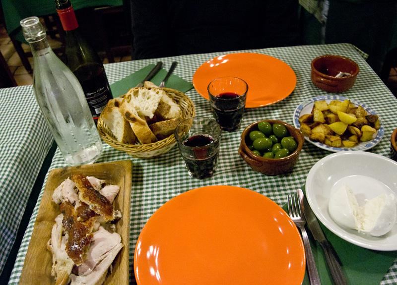 Porchetta - Ariccia