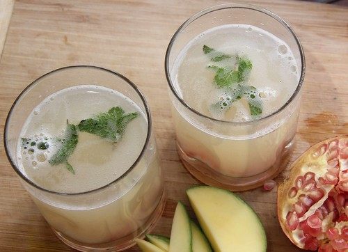 Green Mango Cooler Panha