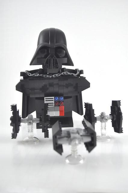 Darth Vader, by Omar Ovalle, on flickr