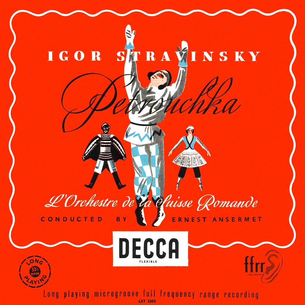 Igor Stravinsky - Petrushka