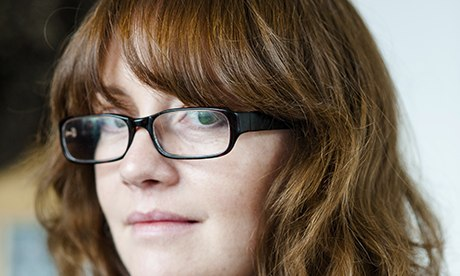 Eimear McBride, who has won the Goldsmiths prize for literature for her novel A Girl is a Half-Forme