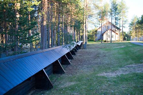 Sodankylä 'new' church, Lapland