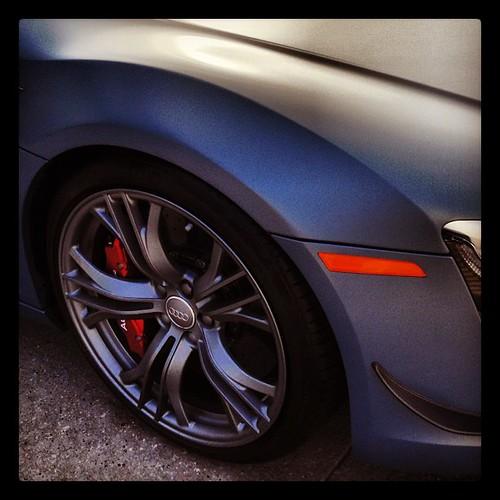 Audi R8 by @MySoDotCom