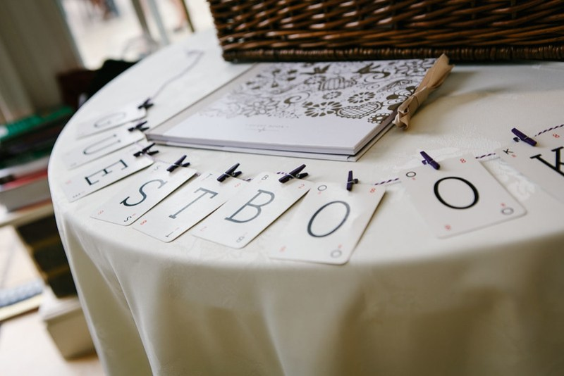 Our Wedding - Guestbook by Foden Photography