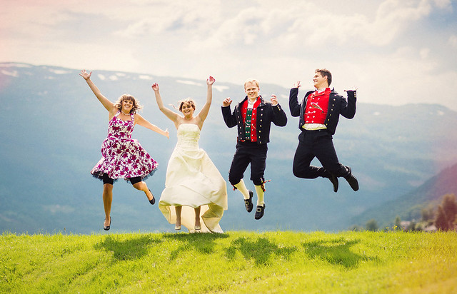 Bryllup i Voss #01