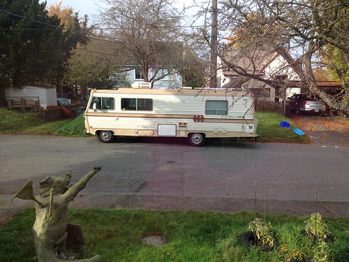 funky old RV