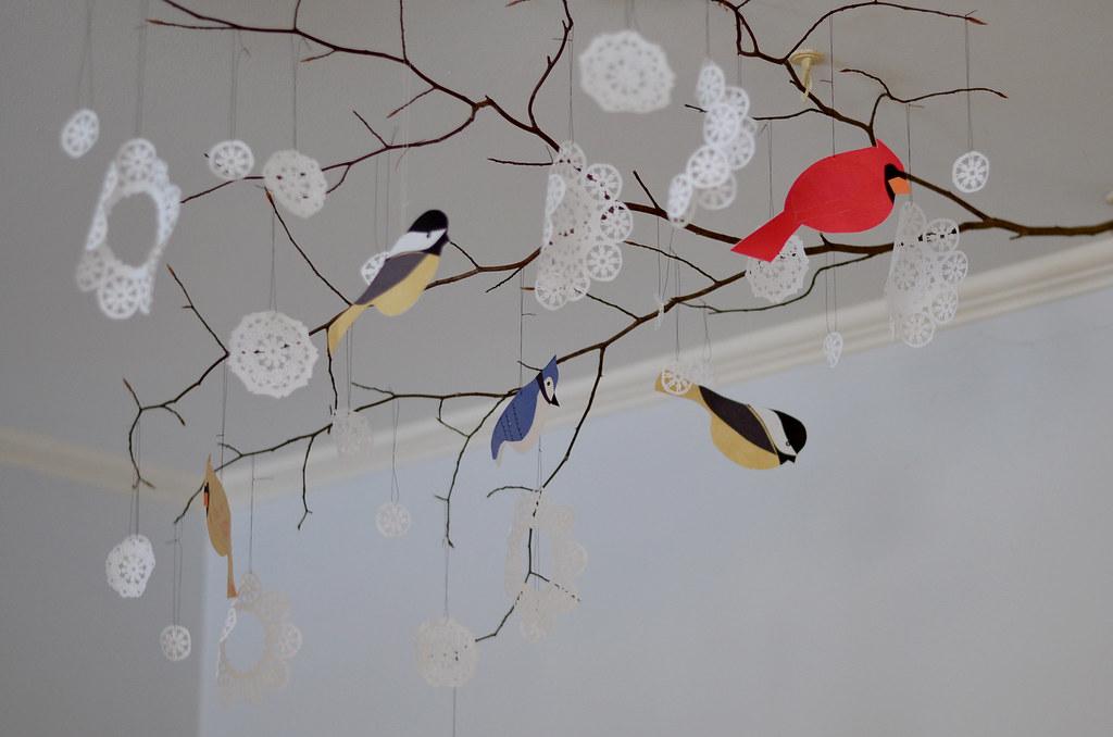 New Year Birds