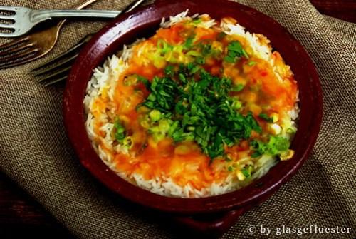scharfer gebackener Reis by Glasgefluester 4