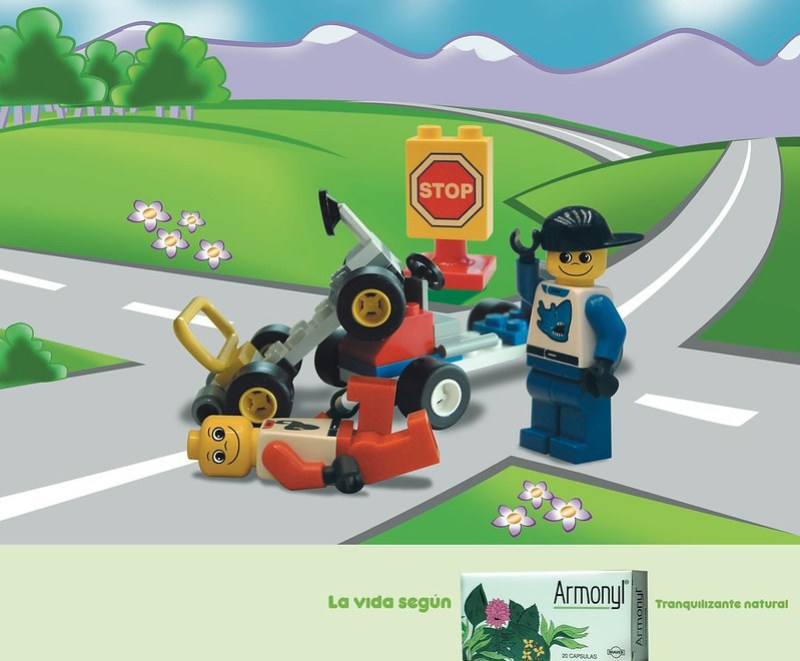 Armonyl - Playmobil Accident