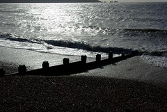 20131029-12_Pebble Beach + Groynes - Milford on Sea
