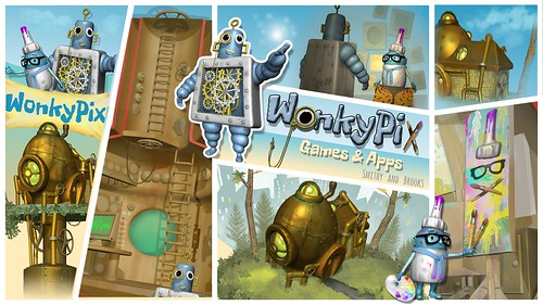 WonkyPix Publishers Coming Soon!