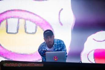 Tyler The Creator @ Fvded in The Park - July 3rd 2015