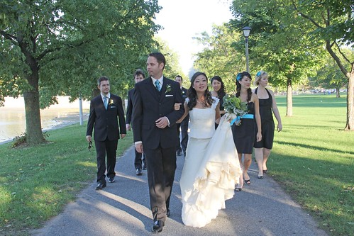Canadian wedding traditions