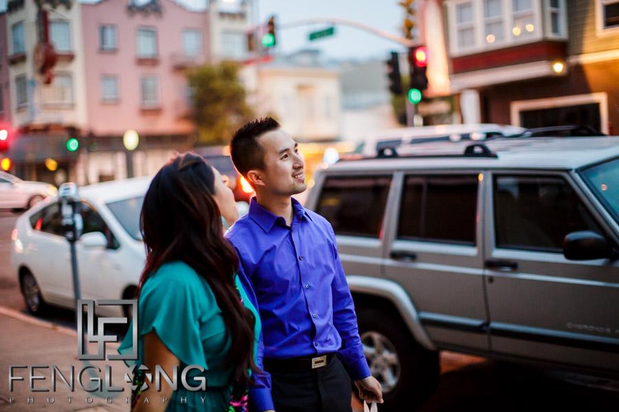 San Francisco California Destination Engagement Session