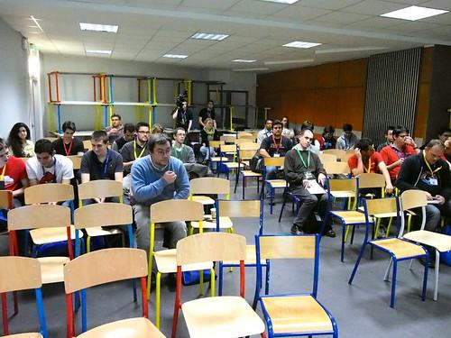DevFest 2013 : le public de ma session