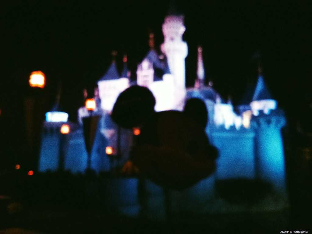 Mickey and the Castle